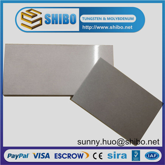 Best Quality Tzm Molybdenum Sheet Carrier For Mim Powder Metallurgy Injection Molding