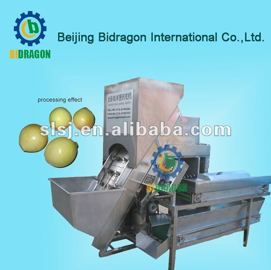 Best Sell Onion Processing Machinery