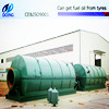 Best Seller In Doing Company Fully Automatic Recycling Equipment For Waste Tire Plastic Rubber