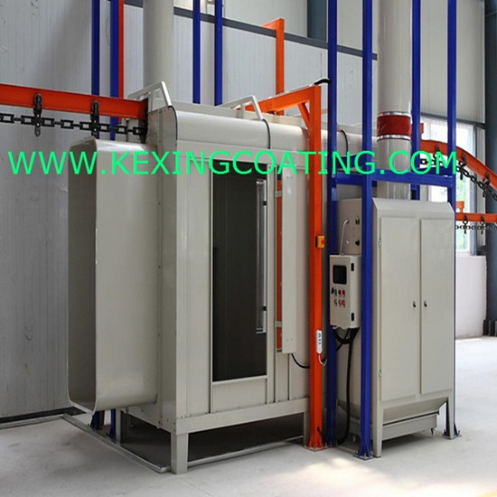 Best Seller Powder Coating Booth Pco 48002