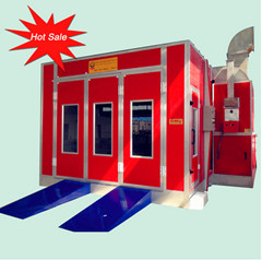 Best Selling Ce Approved Car Spray Booth