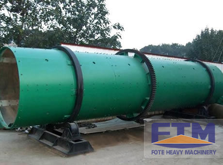 Best Selling Coconut Shell Dryer For Sale
