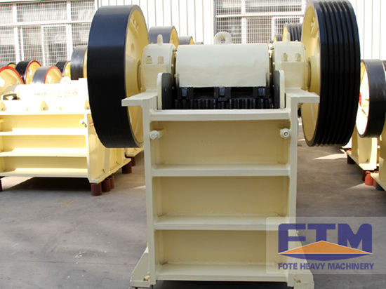 Best Selling Concrete Jaw Crusher