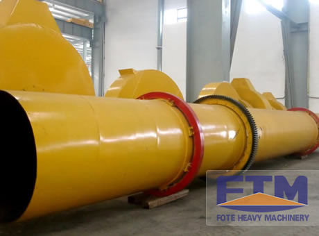 Best Selling Fly Ash Dryer