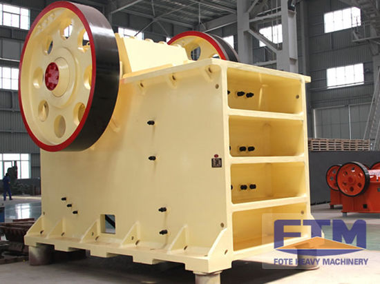 Best Selling Limestone Jaw Crusher