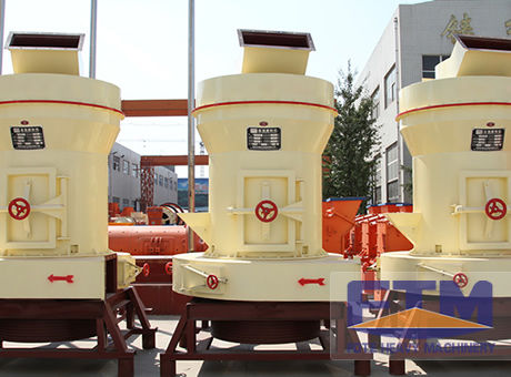 Best Selling Micro Powder Grinding Mill