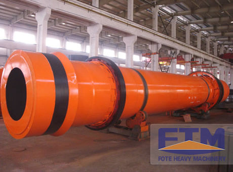Best Selling Quartz Sand Dryer