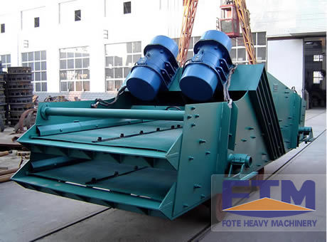Best Selling Rotary Vibrating Screen