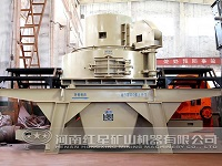 Best Selling Sand Making Machine