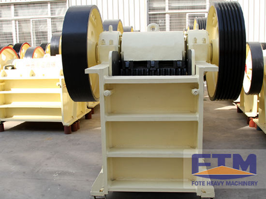Best Selling Stone Jaw Crusher