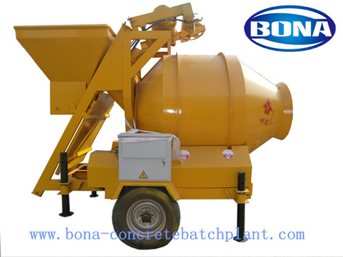 Beton Mixer Jzm500 Concrete Mixing Machine Used In Small Projects