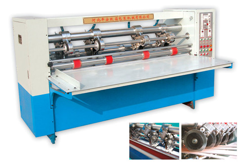 Bfy Series Of Thin Knife Paper Partitioning And Creasing Machine