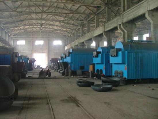 Bidragon Biomass Hot Water Boiler