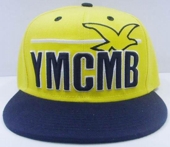 Big Flat Brim Fitted Cap