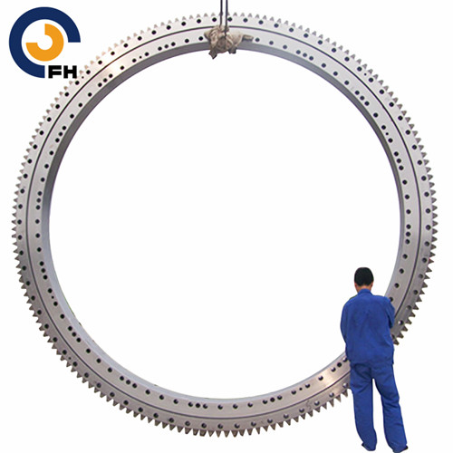 Big Size Slewing Ring Bearing For Construction Machinery