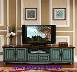 Big Tv Stands Living Room Table Cabinets Modern Antique Lake Blue Jy 0954