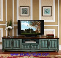 Big Tv Stands Living Room Table Cabinets Modern Antique Lake Blue Jy 0954