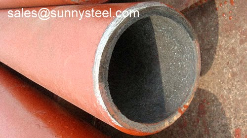 Bimetal Wear Resistant High Chrome Alloy Tube