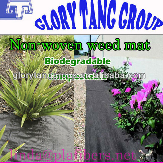 Biodegradable Agriculture Weed Control Mat