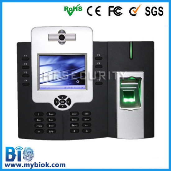 Biometric Finger Tech Time Attendance System Hf Iclock800