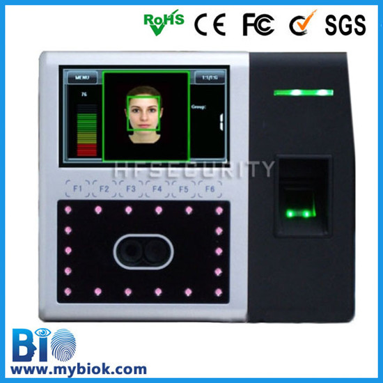 Biometric Reader Face Indentity Time Recorder Hf Fr302