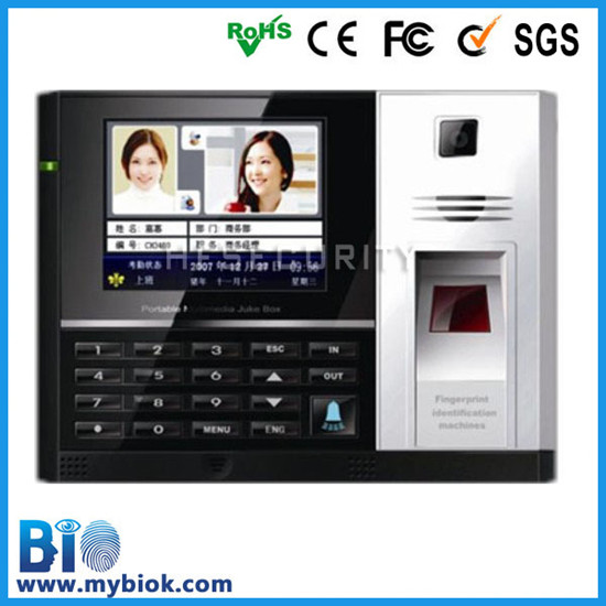 Biometrics Tech Finger Recognition Time Attendance Hf Iclock900