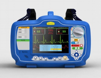 Biphasic Defibrillator Defi Xpress