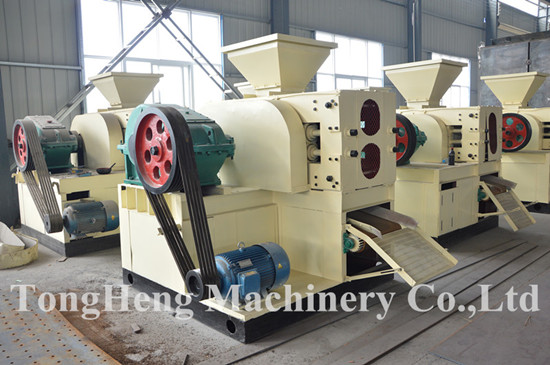 Birquette Machine For Coal Iron Powder Coke Desulfurization Gypsum Slag Forming And Press