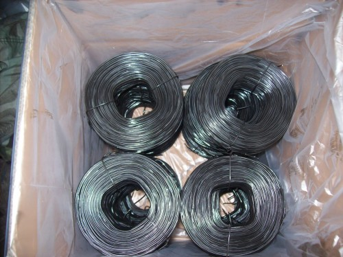Black Annaled Wire Also Called Annealed Or Iron Soft