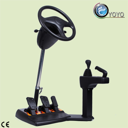 Black China Most Popular Dual Use Driving Simulator