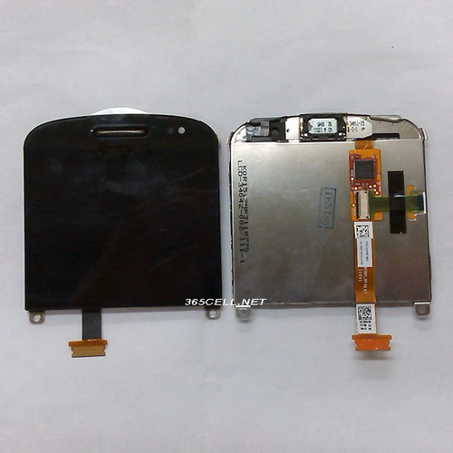 Blackberry 9900 Oem Lcd And Digitizer Assembly