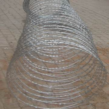 Blade Wire Fence Razor Barbed Mesh