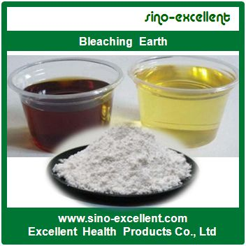 Bleaching Earth Bentonite Fuller