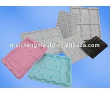 Blister Packaging Tray Vacuum Ps Pp Pvc Pet Oem Factory Useful Rs