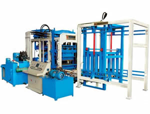 Block Making Machine Specification