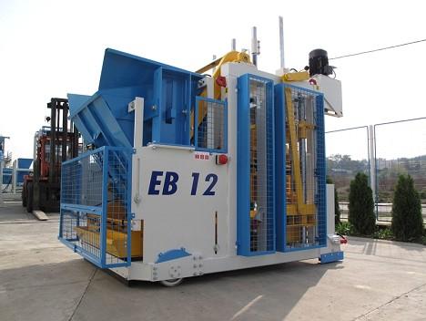 Block Paving Making Machine Euroblock 12