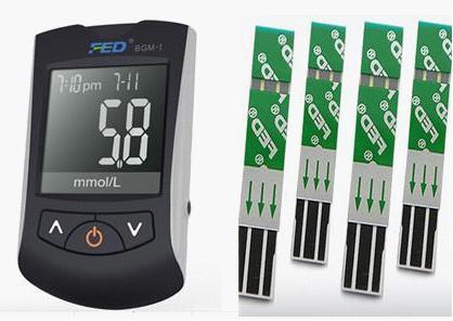 Blood Glucose Meter Test Strips