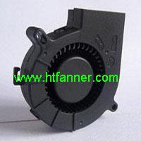 Blower Fan Dc Cooling 7525