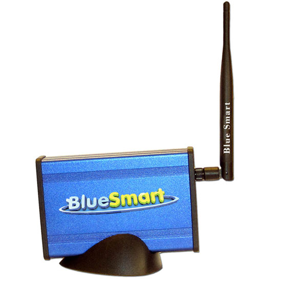Bluesmart Wifi Advertising
