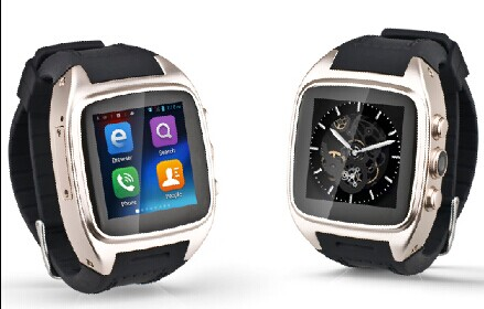 Bluetooth 4 0 Waterproof Smart Mobile Phone Watch