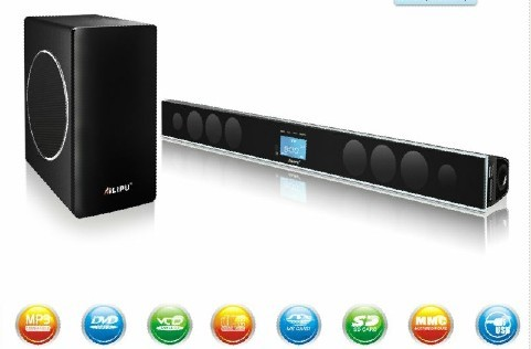 Bluetooth Soundbar Speaker Wireless Subwoofer Sp 602