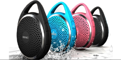 Bluetooth Waterproof Speaker 3 0 With More Color Twnt Bsk26