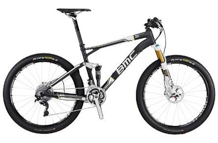 Bmc Fourstroke Fs01 Xtr 2012 Mountain Bike