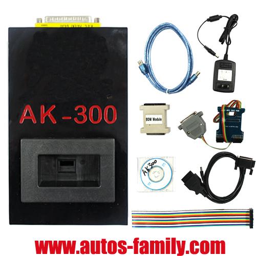 Bmw Cas Ak300 Key Maker
