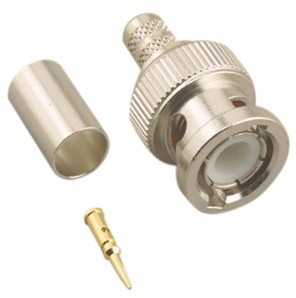 Bnc Crimp Connector 2or3pcs