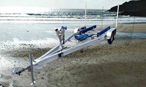 Boat Trailer Sjbtbd 650 Deluxe