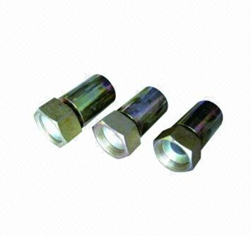 Bolt Made Of Alloy Steel With Cold Forging Machining Manufacture Process