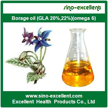 Borage Oil Gla 20 22 Omega 6