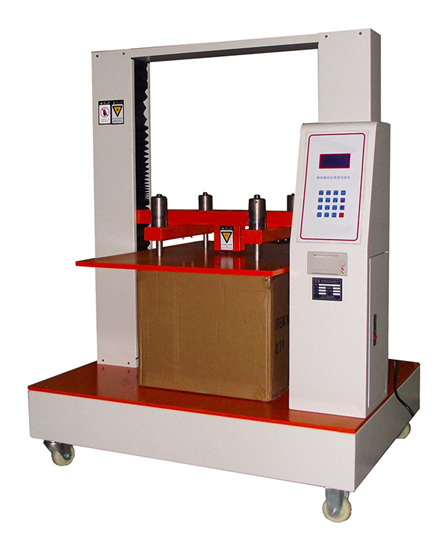 Box Compressive Strength Tester