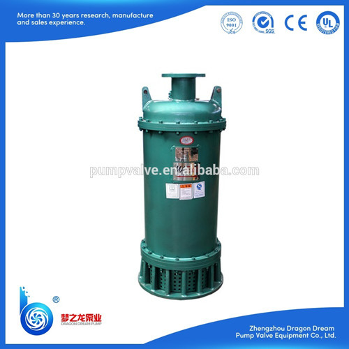 Bqs Bqw Flameproof Submersible Sewage Slurry Pump